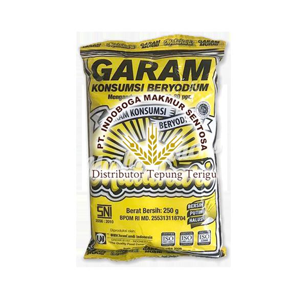 Garam Yodium Matahari 250gr